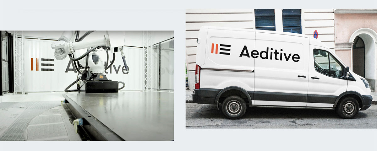 Brand-Design für Aeditive